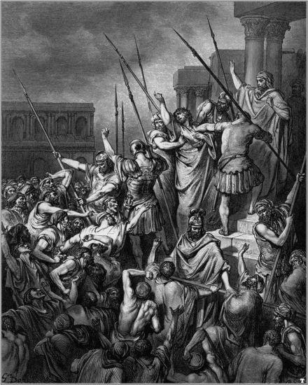 Gustave Doré 2 - oposição a Paulo