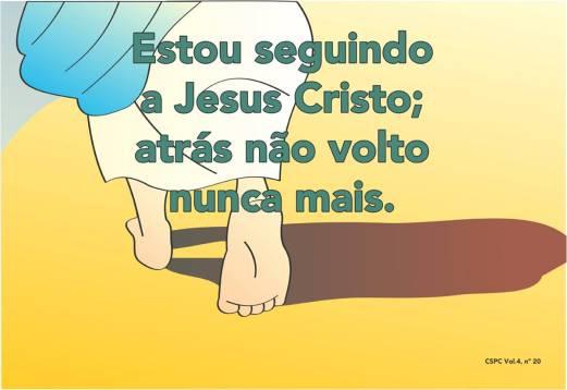 estou seguindo a Jesus